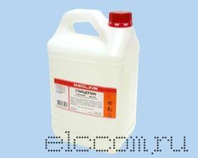 Глицерин (флакон ПЭТ 0,6кг.)