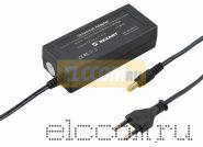 Источник питания 110-220V AC/12V DC, 4,5А, 50W с DC разъемом подключения 5.5*2.1, без влагозащиты (IP23)