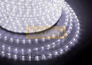 Дюралайт светодиодный, свечение с динамикой (3W), белый, 220В, диаметр 13 мм, бухта 100м, NEON-NIGHT