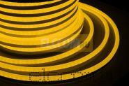 Гибкий неон светодиодный, постоянное свечение, желтый, 220В, бухта 50м NEON-NIGHT