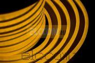 Гибкий неон светодиодный, постоянное свечение, желтый, оболочка желтая, 220В, бухта 50м NEON-NIGHT