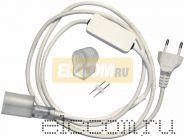 Установочный набор для гибкого неона светодиодного (шнур питания, переходная муфта, диодный мост) NEON-NIGHT