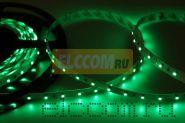 LED лента открытая, IP23, SMD 3528, 60 диодов/метр, 12V, цвет светодиодов зеленый NEON-NIGHT