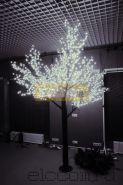 """Светодиодное дерево """"Сакура"""", высота 1,5м, диаметр кроны 1,8м, белые светодиоды, IP 54, понижающий трансформатор в комплекте, NEON-NIGHT"""