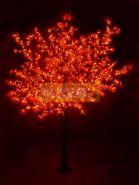 """Светодиодное дерево """"Сакура"""", высота 3,6м, диаметр кроны3,0м, красные светодиоды, IP 54, понижающий трансформатор в комплекте, NEON-NIGHT"""